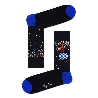 Dárkový box ponožek Happy Socks Birthday Party Animal - 4 páry