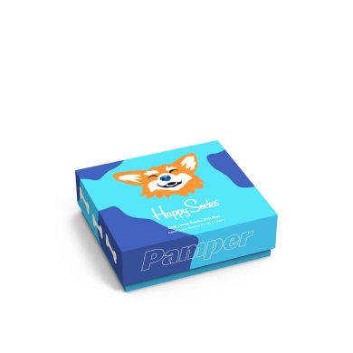 Dárkový box ponožek Happy Socks Dog Lover - 2 páry