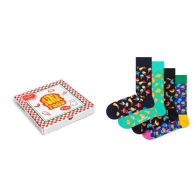Dárková krabička Happy Socks Junkfood