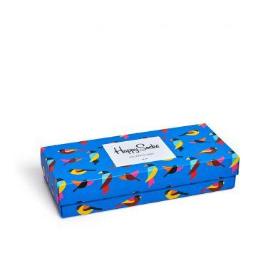 Dárková krabička Happy Socks Forest