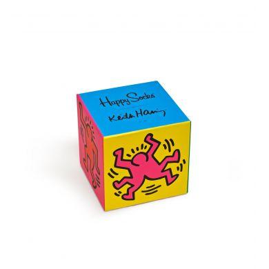 Dárková krabička Happy Socks x Keith Haring
