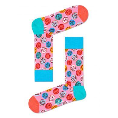 Dárkový box ponožek Happy Socks I Love You - 3 páry
