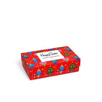 Dárkový box ponožek Happy Socks Retro Holiday - 3 páry