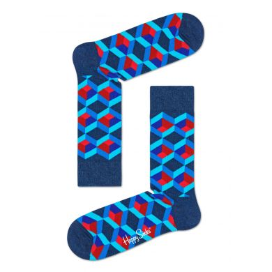 Dárková krabička Happy Socks Navy