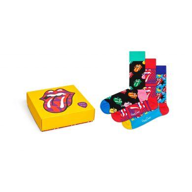 Dárková krabička Happy Socks x Rolling Stones