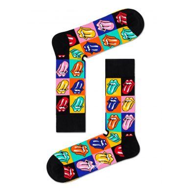Dárková krabička Happy Socks x Rolling Stones - 6 párů