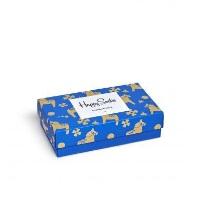 Dárková krabička Happy Socks Swedish