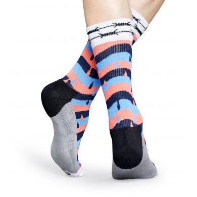 Dárková krabička Happy Socks X MONTANA CANS, dva páry