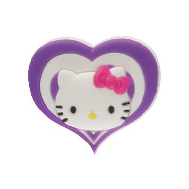 Hello Kitty Marble Heart Face