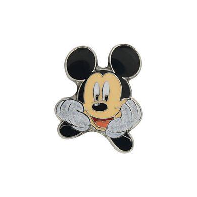 Mickey Metal Glitter