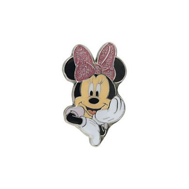 Minnie Metal Glitter