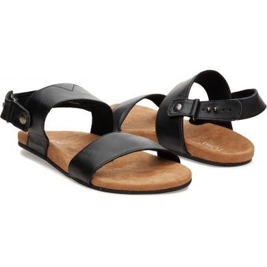 Černé pánské sandále TOMS Moreno