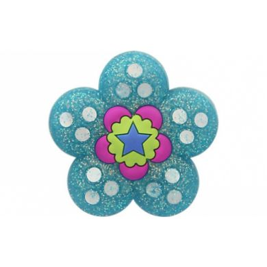 CFW Blue Flower LED - Card