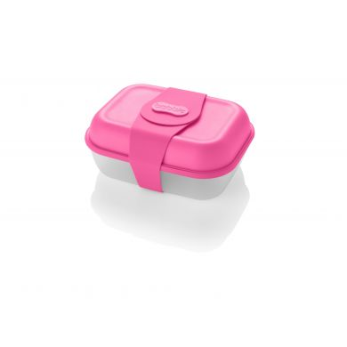 Lunch box Bobble Neon Pink