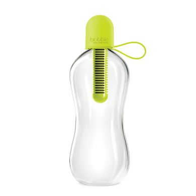 Bobble Carry Cap Medium 550ml Lime