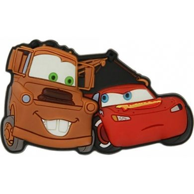 CAR McQueen Mater GITD - Card