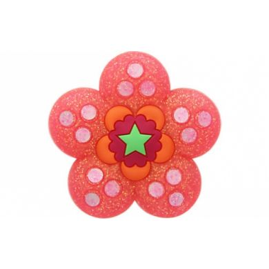CFW Pink Flower LED - Card