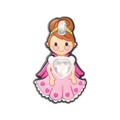 Rhinestone Heart Princess
