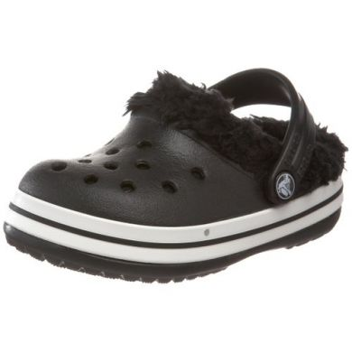 Crocband Mammoth Kids Black/Black