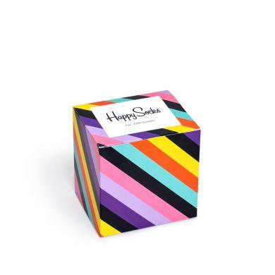 Stripe Flat-Pack Gift Box