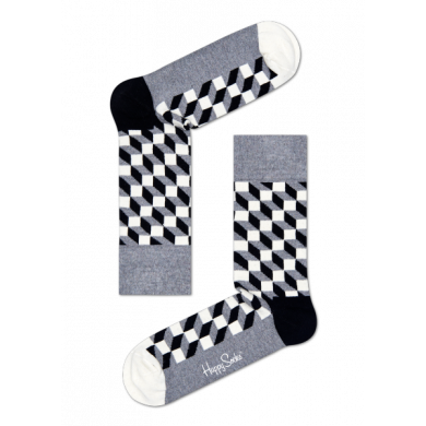 Dárková krabička Happy Socks Paisley, unisex