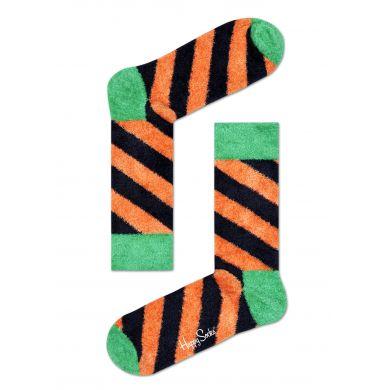Barevné pruhované ponožky Happy Socks // kolekce Special Special