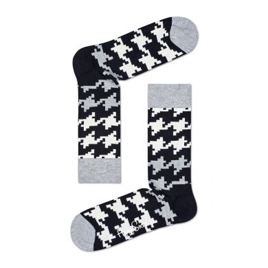 Dárková krabička Happy Socks Black and White 1, unisex