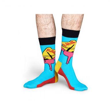 Barevné ponožky Happy Socks Rave