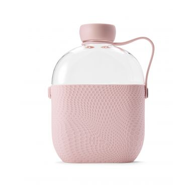 Hip Bottle 650ml Blush