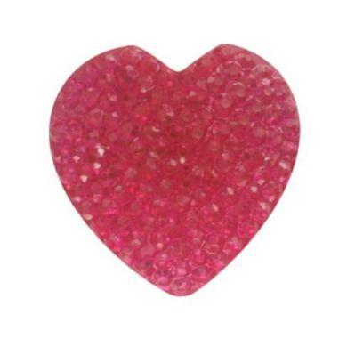 Heart Rhinestone
