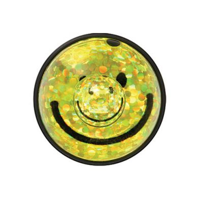 Happy Face Smile Yellow