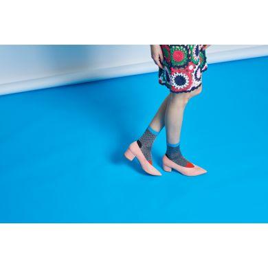 Dámské černé ponožky Happy Socks Jill  // kolekce Hysteria