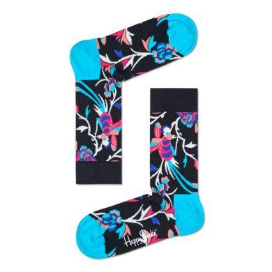 Barevné ponožky Happy Socks Birds X Iris Apfel