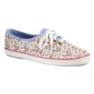 Champion Oxford Floral White