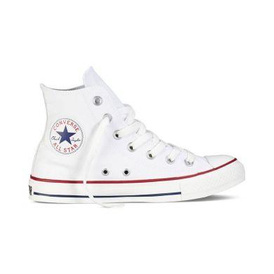 Bílé Converse Chuck Taylor All Star Hi