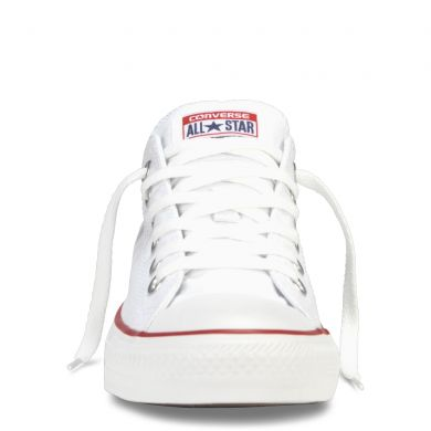 Bílé Converse Chuck Taylor All Star Ox