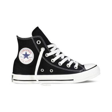 Černé Converse Chuck Taylor All Star Hi