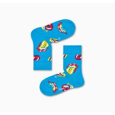 Dárkový box ponožek Happy Socks x Rolling Stones - 4 páry