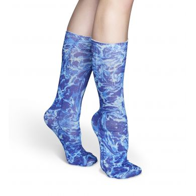 Modré ponožky Happy Socks // Kolekce Special Special