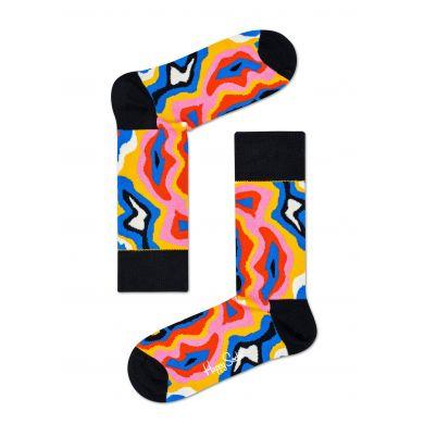 Barevné ponožky Happy Socks se vzorem MRI