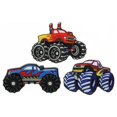 MST Monster Trucks 3pk - card