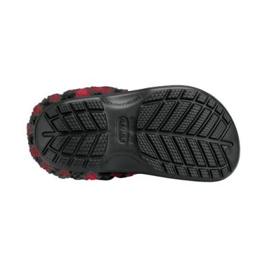 Kids Blitzen Lumber Jack Plaid Black/True Red