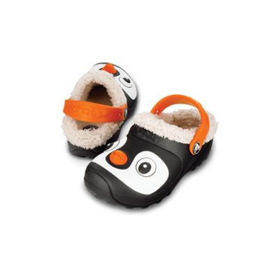 Penguin Lined Clog