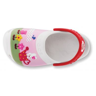 Hello Kitty Custom Clog