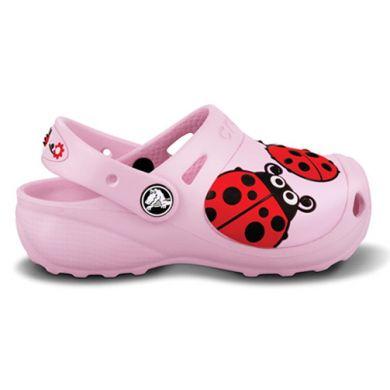 Ladybug Custom Clog