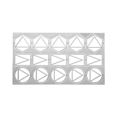 Kancelářské sponky Fundamental Berlin Paperclips Steel