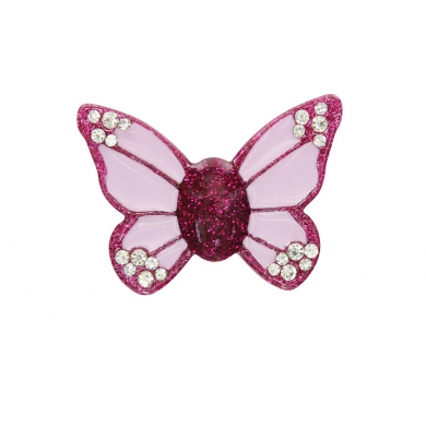 Pink Sparkle Butterfly