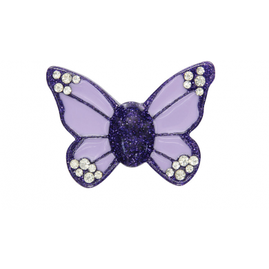 Purple Sparkle Butterfly