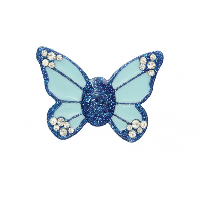 Blue Sparkle Butterfly