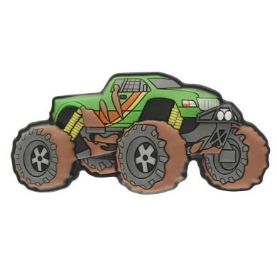 Muddy Monster Truck